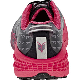 Hoka One One Speedgoat 2 Running Shoes Damen black/azalea